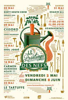 Printemps des Nefs 2014 - Les Machines de l'île, Nantes