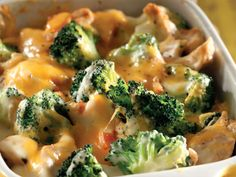 'n Staatmaker-resep wat jy sommer ook maklik kan verdubbel. Broccoli Recipes, Meat Recipes, Chicken Recipes, Snack Recipes, Cooking Recipes, Healthy Recipes, Broccoli Chicken, Healthy Snacks, Dessert Recipes