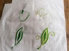 Hand embroidery skills