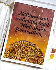Cute Doodle Art, Doodle Art Designs, Doodle Art Drawing, Mandala Drawing, Mandala Art Lesson, Mandala Artwork, Mandala Painting, Canvas Painting Tutorials, Diy Canvas Art