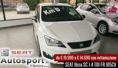 SEAT Ibiza SC 1.4 TDI FR Da Autosport http://affariok.blogspot.it/