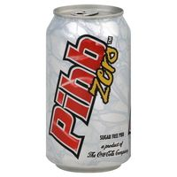 Pibb Zero....Not available in this area.   :(