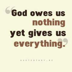 God Loves You - Do You Feel His Love -