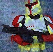Star Wars Episode 6 Art by Star Wars