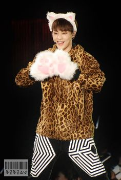 Xiumin... I don't even know...