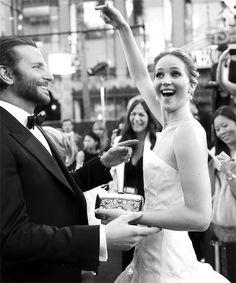 """Jennifer Lawrence y Bradley Cooper, """"El lado bueno de las cosas"""""""