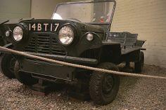 Moke prototype 1959