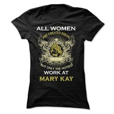 Women work at Mary Kay - #gifts #gift for guys. ORDER NOW => https://www.sunfrog.com/LifeStyle/Women-work-at-Mary-Kay.html?68278