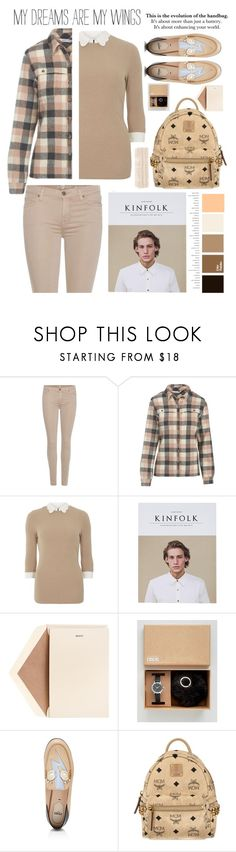 """""""MYDREAMS ARE MY WINGS"""" by emcf3548 ❤ liked on Polyvore featuring 7 For All Mankind, Woolrich, mel, Dempsey & Carroll, ASOS, Fendi, MCM, Marc Jacobs and Superior"""