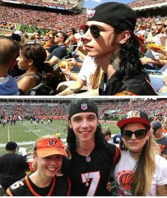 Andy Biersack ☆ JuLiEt and Andys mum