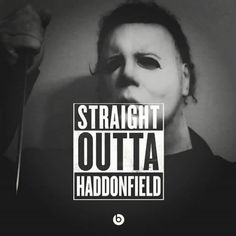 Straight Outta Haddonfield!  Check out Discount Horror Movies for the Latest Horror Movie Deals ~ http://www.discounthorrormovies.com/