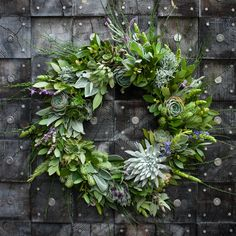 Your wreath can live on – long after the holidays pass you by…