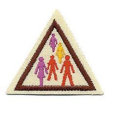 All in the Family Brownie Try-It  Girl Scouts of Central Indiana