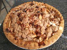 My Carmel Apple Pie! DELICIOUS Thanks Donna!