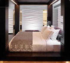 Mira Hotel bedroom