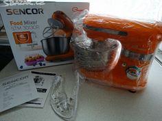 Nový Mixér/kuchyňský robot Sencor STM 3013 OR - obrázek číslo 2