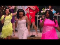 Glee - At Last Official Music Video HD - YouTube
