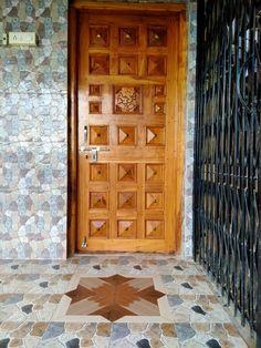 Wood Design, Garage Doors, Outdoor Decor, Furniture, Home Decor, Decoration Home, Room Decor, Home Furnishings, Home Interior Design