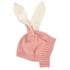 Adorable Bunny Ears Baby Hat