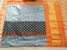 Handloom silk saris  from our looms