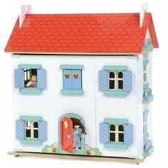 Strawberry Villa dolls house - Le Toy Van - Daisy Daisy