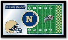 US Naval Academy Goats Football Team Sports Mirror at SportsFansPlus.com. Visit website for details!