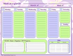 1000 images about planners calendars daily life organizers appointment books schedule on. Black Bedroom Furniture Sets. Home Design Ideas