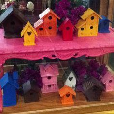 Cute bird house idea