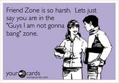 Friend Zone Etiquette