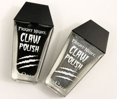 Claw polish nail polish