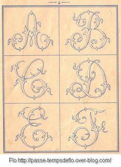 Free Easy Cross, Pattern Maker, PCStitch Charts + Free Historic Old Pattern Books: ALEXANDRE No 238