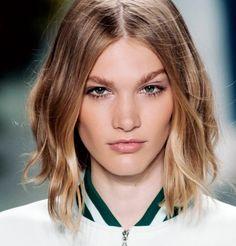 Toutes les tendances coiffure du printemps été 2015