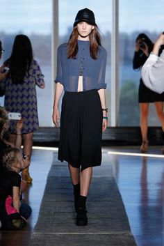 Assembly New York - Spring 2013 Ready-to-Wear