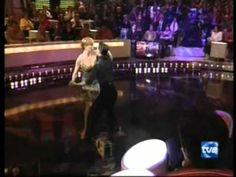 Mira quién baila ChaChaCha   Belinda Washington 1