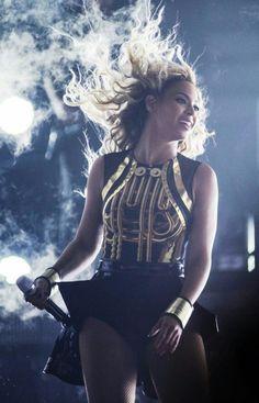 Beyoncé Performing At LG Arena Birmingham 24.02.2014