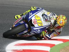 Valentino Rossi, The Doctor!