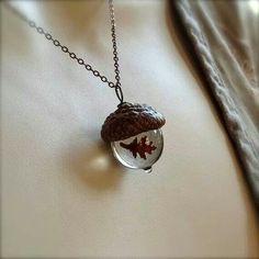 The Hobbit. Bilbo's acorn