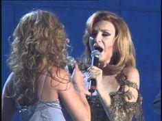 """Rocio Jurado y Malu - """"Se nos rompio el amor"""""""