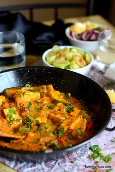 Kadai Paneer or karahi paneer is a spicy curry with fresh homemade masala. Find a shortcut method too with store bought masala & brand recommendations Paneer Gravy Recipe, Paneer Recipes, Veg Recipes, Indian Food Recipes, Vegetarian Recipes, Cooking Recipes, Punjabi Recipes, Vegetarian Dish, Cheese Recipes