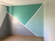 DIY geometrische Wandmuster – DIY geometrische Wandmuster Related posts: DIY Geometric Wall Patterns – DIY Wall Art – Unique & Easy Ideas DIY Interchangeable Children's Art Wall Display – 13 Creative DIY Abstract Wall Art Projects