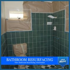 Bathroom Resurfacing before commencing any bathroom renovation project consider some of the compelling reasons to use GlazeMaster Bathroom Resurfacing. Tiles, Bathtub, Bathroom, Kitchen, Room Tiles, Standing Bath, Washroom, Bathtubs, Cooking