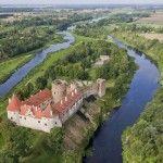 Bauska castle, Latvia