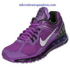 88d5ac16b76e Nike Air Max 2013 Womens Laser Purple Reflective Silver 555363 500 Nike  Outfits