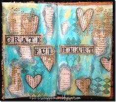 art journal inspiration - Google Search
