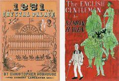 Book illustrations by Osbert Lancaster.