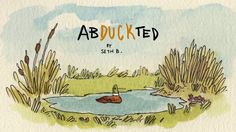 Abduckted in 2014 CalArts Character Animation Student Films on Vimeo