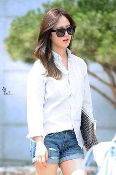 Yuri at Airport