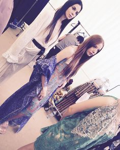 PtASZEK WEDDING COLLECTION .. Silk Coat, lace dress, leather belt ..WEDLOCK'17