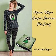 ac65de580 Hoy te presentamos el precioso Pijama Mujer Gorjuss Invierno