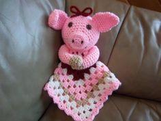 Piggy Lovey pattern on Craftsy.com $4.50